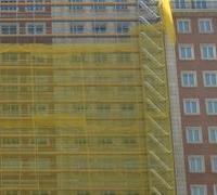 Yellow Debris Net 75gr/sqm